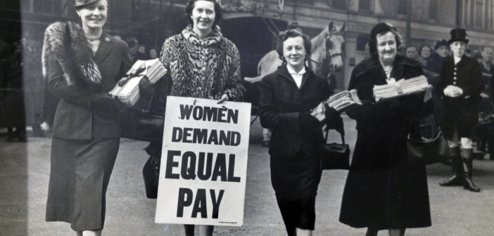women equal pay