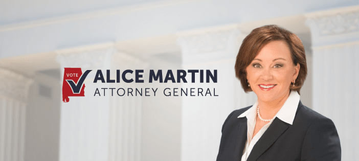 Alice Martin qualifies for Alabama Attorney General race