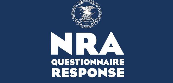 NRA response