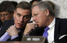 Richard Burr and Mark Warner