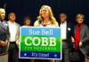 Sue Bell Cobb kickoff