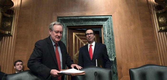 Treasury Secretary Steven Mnuchin