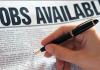 jobs employment unemployment