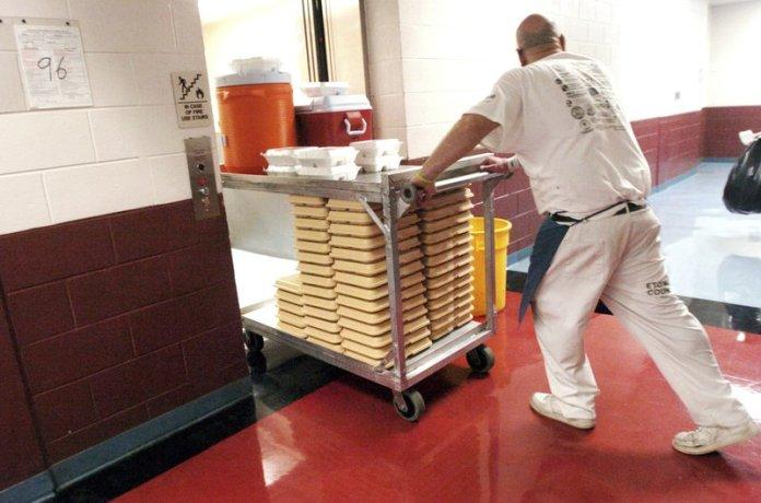 Inmate Food