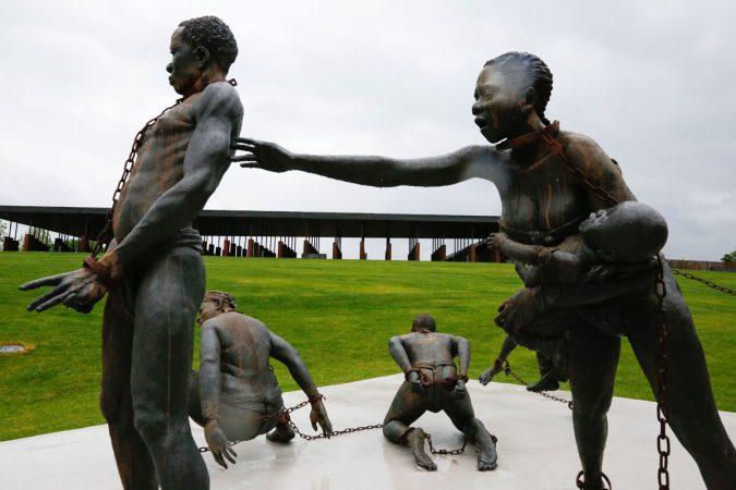 Lynching memorial 2
