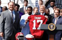 Trump Crimson Tide