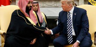 Trump:Prince Mohammad