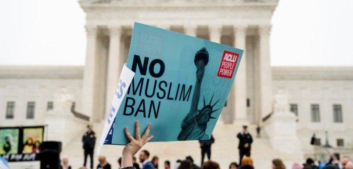 Muslim Travel Ban