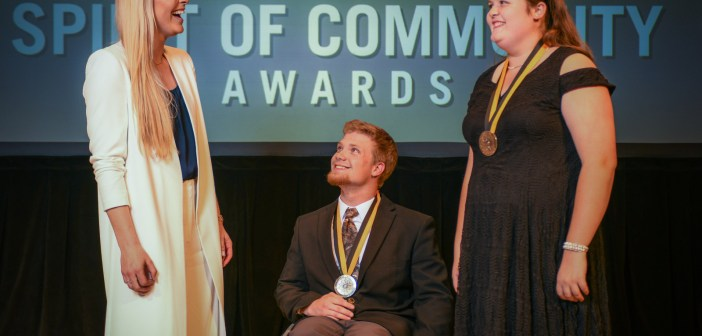 Prudential Spirit of Community Awards 2018
