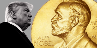 Donald Trump_Nobel Peace Prize