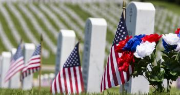 Memorial Day_military cemetery