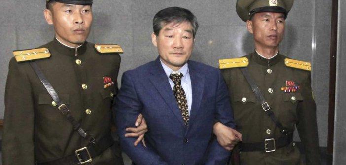 North Korean detainee