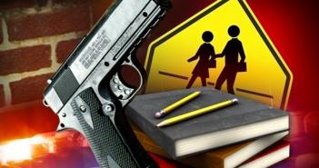 guns at school