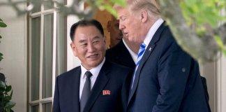 Donald Trump / Kim Yong Chol
