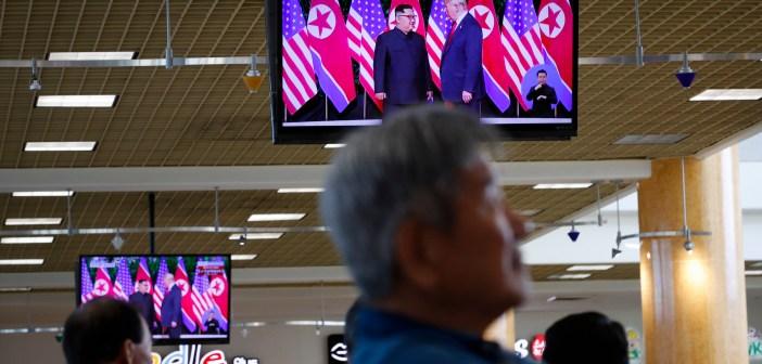 Trump Kim Summit California