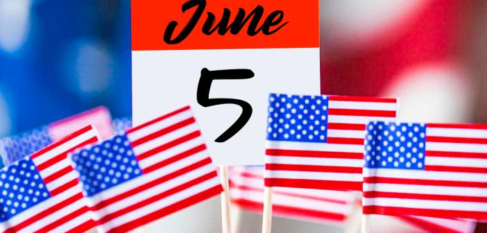 June 5 primary