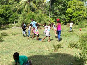 Russellville First Baptist Church_volunteering in Haiti