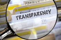 records transparency