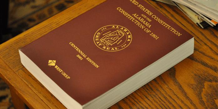Alabama Constitution