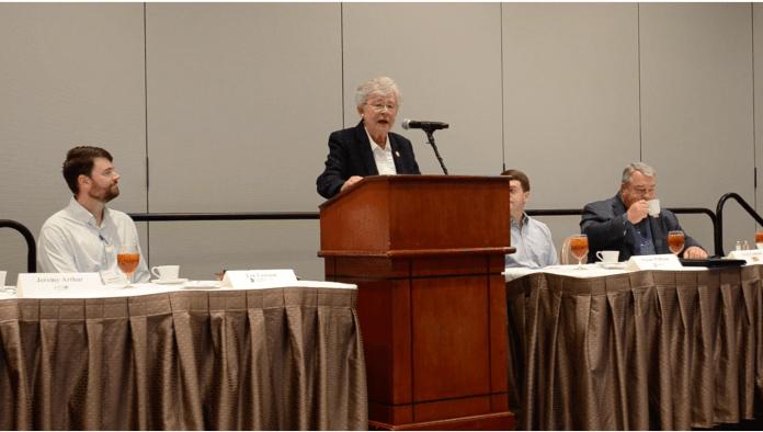 Kay Ivey economic development