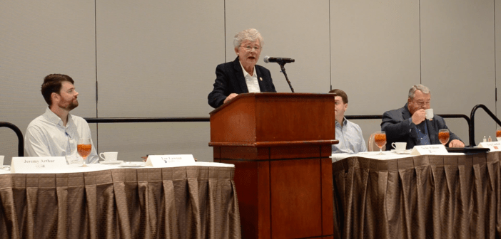 Kay Ivey economic development