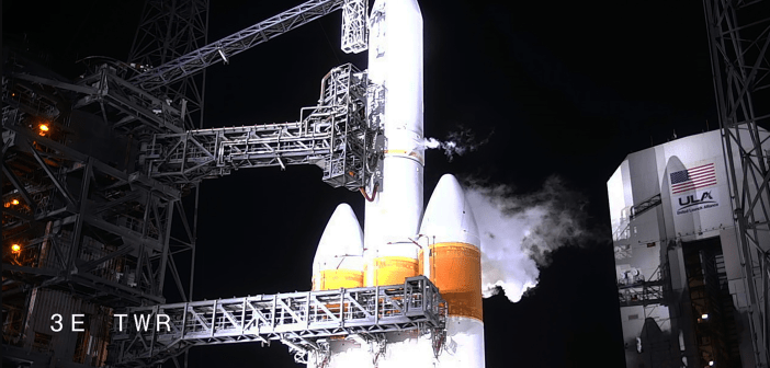 Delta IV Heavy Propellant