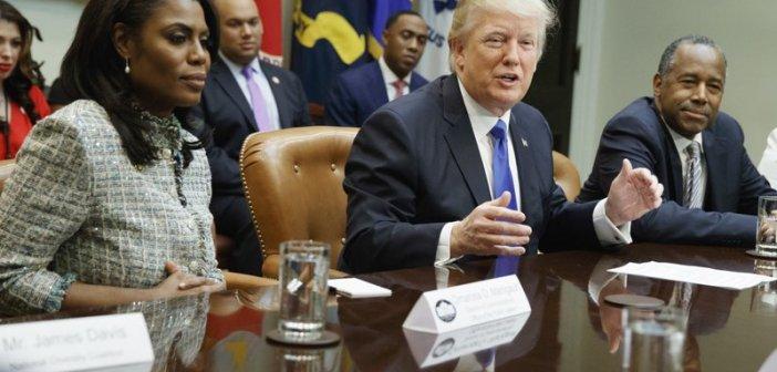 Trump Omarosa