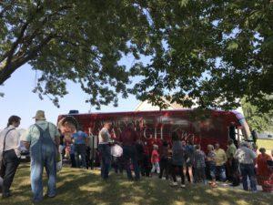 CWA Kavanaugh bus tour 3