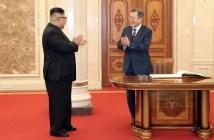 North Korea Koreas Summit