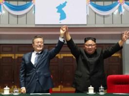 APTOPIX North Korea Koreas Summit