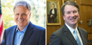 Doug Jones_Brett Kavanaugh