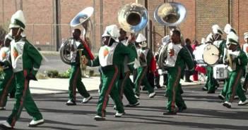 Huffman HS band