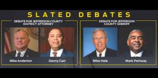 JeffCo political debate at UAB