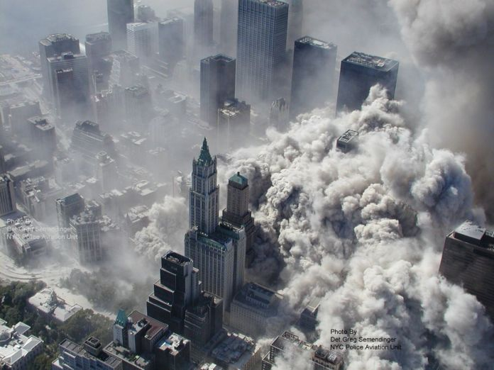 Sept 11 terrorist attacks