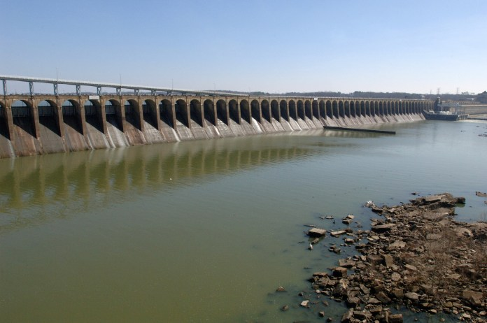 The Wilson Dam