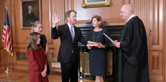 Supreme Court Kavanaugh