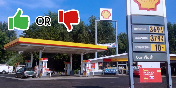 yes or no gas tax