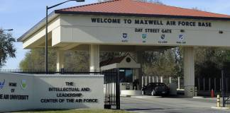 maxwell air force