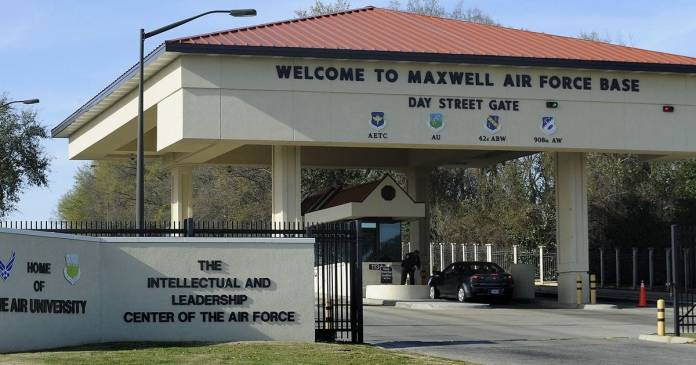 maxwell air force
