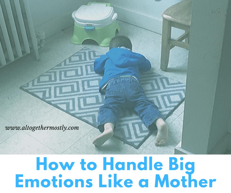 Big Emotions Tantrom