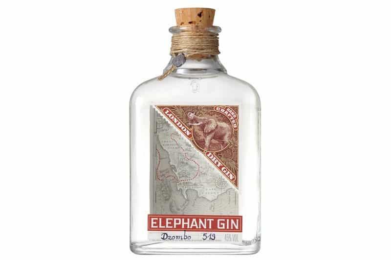 Hva passer til Elephant-Gin