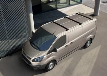 Ford Transit Custom, Van of the Year 2013, var i marts bestseller i klassementet op til 3,5 tons.