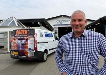 Rehabiler opbygger varebiler, så de opfylder kundernes individuelle behov