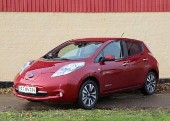 Nu kan du selv tjekke rækkevidden i en nye Nissan Leaf. Importøren giver tre måneders prøvetid