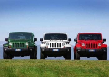 Jeep får dansk comeback