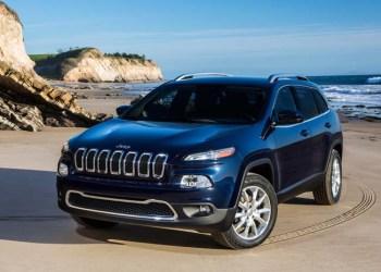 Jeep Cherokee 2014 står på en forlænget Alfa Romeo Giulietta-platform og udstyres med nyudviklet 4WD-on-demand system.