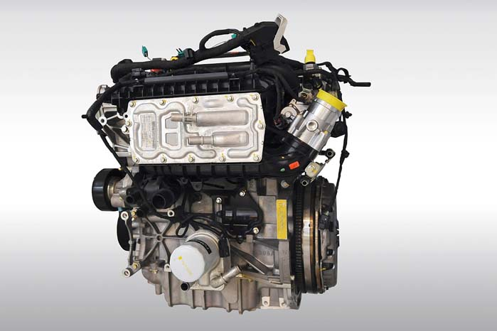 Bosch har eksempelvis samarbejdet med Ford i forbindelse med udviklingen af EcoBoost motorprogrammet, der bl.a. tæller den højeffektive 3-cyl.  på kun 1,0 liter.