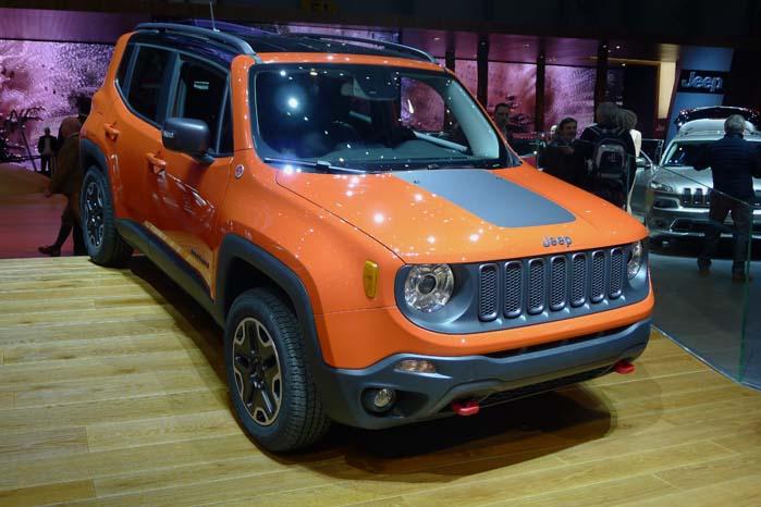 Alle ved at en  Jeep er fra den anden side af Atlanten, noget mere ærkeamerikansk findes ikke. Og dog. For Jeep's nye kompakt-SUV Renegade er nemlig italiensk produceret og baseret på Fiat's 500L-platform.  Og ja, den kommer til Danmark i slutningen af året.