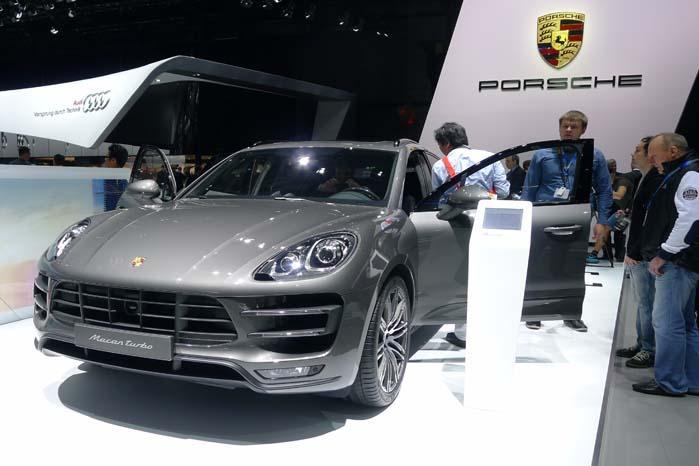 Porsches n ye SUV-model Macan trækker berettiget opmærksomhed som alternativ til den større Cayenne.