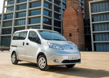 Nissan e-NV200 er en kombination af Car of the Year go Van of the Year. Godt nok for et par år siden, men alligevel